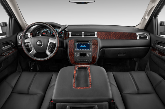 Slide 1 of 11: 2014 GMC Sierra 2500 Denali HD