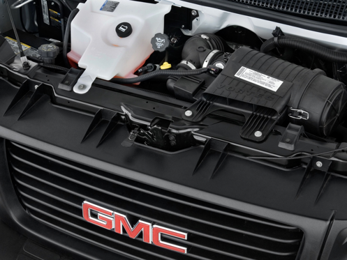 Slide 1 of 24: 2015 GMC Savana Cargo
