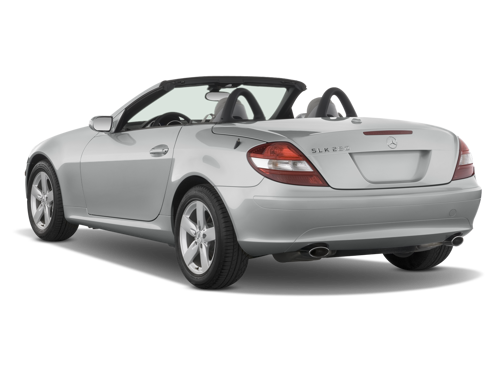 Slide 2 of 14: 2008 Mercedes-Benz SLK-Class
