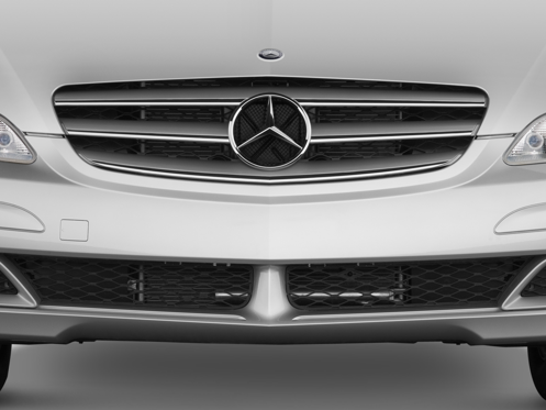 Slide 1 of 24: 2008 Mercedes-Benz R-Class