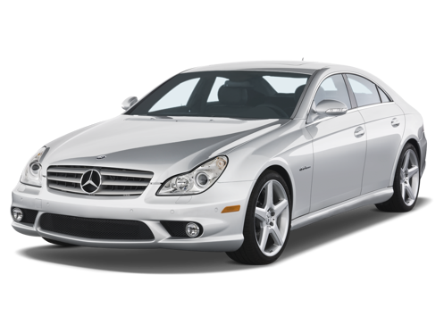 Slide 1 of 14: 2008 Mercedes-Benz CLS-Class