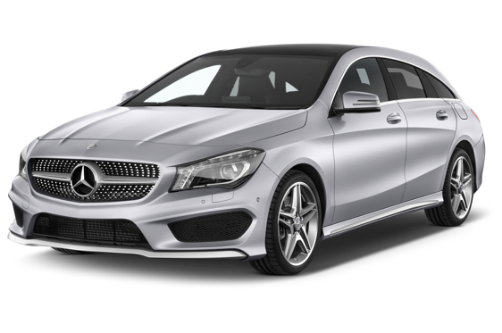 Slide 1 of 14: 2015 Mercedes-Benz CLA-Class