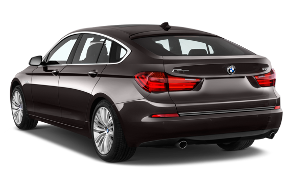 Slide 2 of 14: 2016 BMW 5 Series
