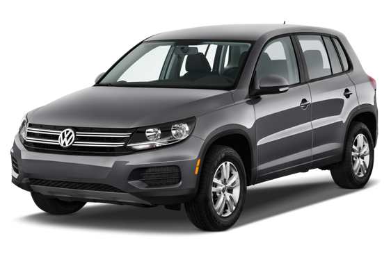 Slide 1 of 14: 2012 Volkswagen Tiguan