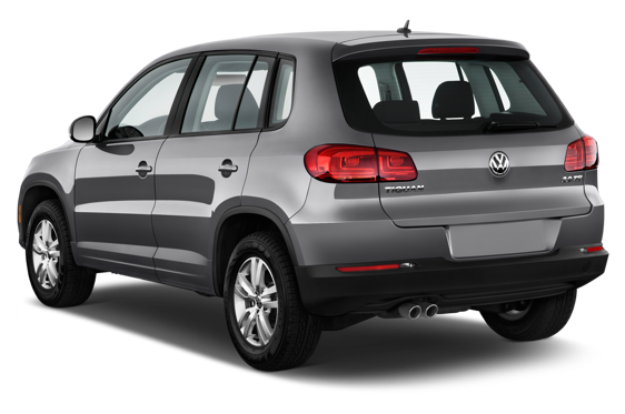 Slide 2 of 25: 2012 Volkswagen Tiguan
