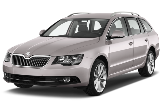 Slide 1 of 14: 2013 Skoda Superb