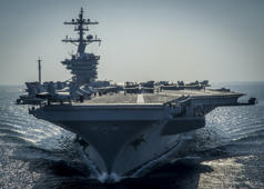 North Korea Threatens To Sink USS Carl Vinson