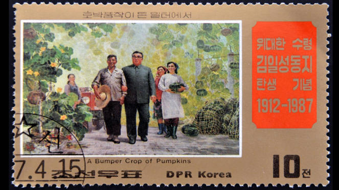 2016 is still an awfully long way off in North Korea. The regime ditched the Gregorian calendar in 1997, replacing it with the Juche calendar, which is based on Kim Il-sung's date of birth, April 15 1912.