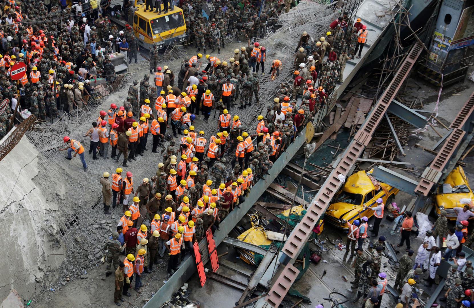 桥断印度加尔各答 - yutin08 - yutin08 雨天 的博客