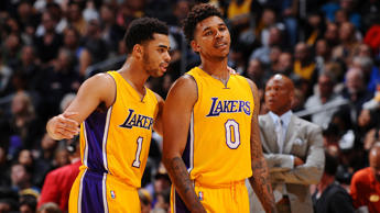 D'Angelo Russell reportedly has not had a chance to speak to Nick Young.