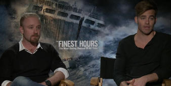 """The Finest Hours"": Die Hauptdarsteller im Interview"
