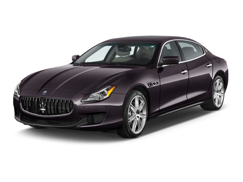 Slide 1 of 20: 2014 Maserati Quattroporte
