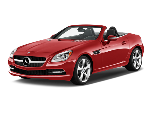 Slide 1 of 23: 2014 Mercedes-Benz SLK-Class