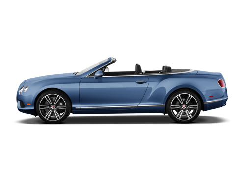 Slide 1 of 64: 2014 Bentley Continental GTC
