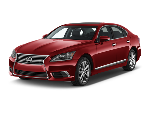 Slide 1 of 16: 2014 Lexus LS