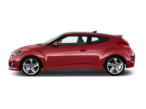 Slide 1 of 14: 2014 Hyundai Veloster