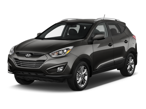 Slide 1 of 14: 2014 Hyundai Tucson