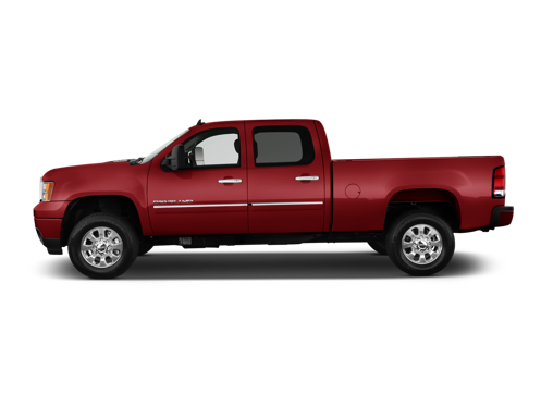 Slide 1 of 18: 2013 GMC Sierra 2500 Denali HD