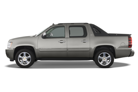 Slide 1 of 25: 2012 Chevrolet Avalanche