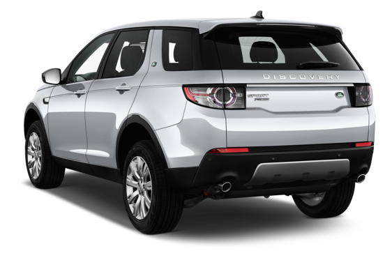 Slide 2 of 14: 2015 Land Rover Discovery Sport
