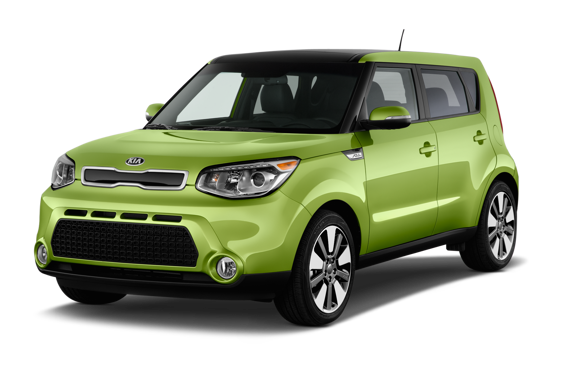 Slide 1 of 14: 2015 Kia Soul