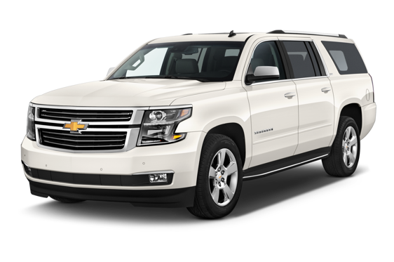 Slide 1 of 14: 2015 Chevrolet Suburban
