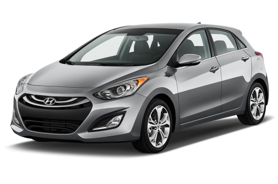 Slide 1 of 14: 2015 Hyundai Elantra GT