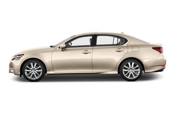 Slide 1 of 25: 2014 Lexus GS