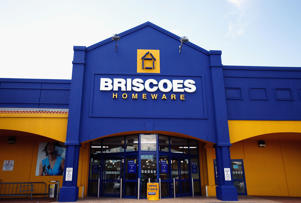 Briscoes Homeware of the Briscoe Group