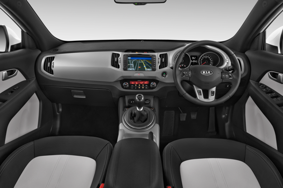 Slide 1 of 11: 2014 KIA Sportage