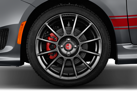 Slide 1 of 25: 2009 Abarth 500