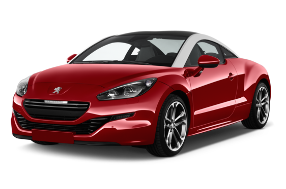 Slide 1 of 14: 2014 Peugeot RCZ