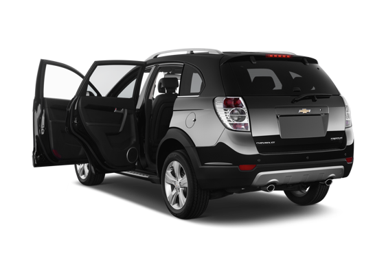 Slide 1 of 25: 2013 Chevrolet Captiva