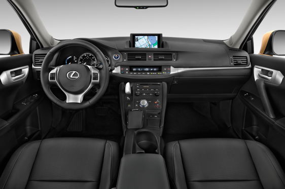 Slide 1 of 11: 2012 Lexus CT