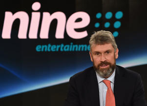 Nine Entertainment CEO David Gyngell