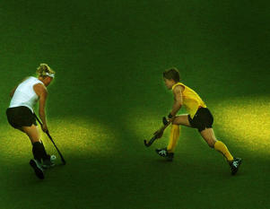 File pic- New Zealand's Black Sticks and Australian Hockeyroos