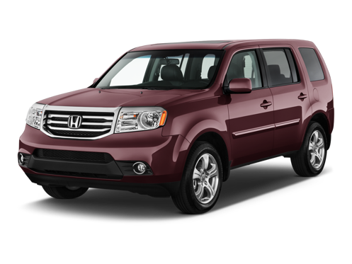 Slide 1 of 15: 2014 Honda Pilot