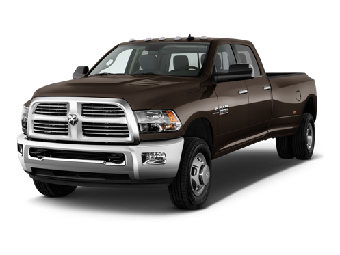Slide 2 of 43: 2014 Ram 3500 Pickup