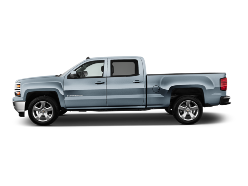 Slide 1 of 18: 2014 Chevrolet Silverado 1500