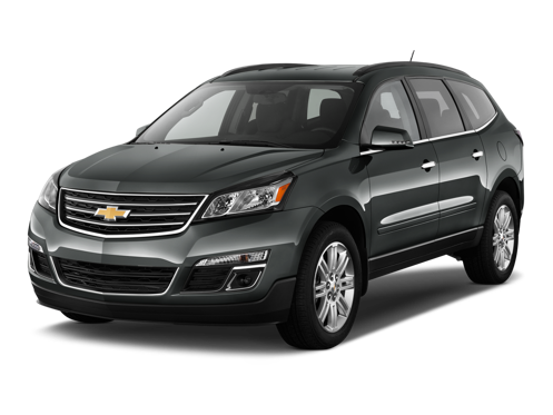 Slide 1 of 13: 2014 Chevrolet Traverse