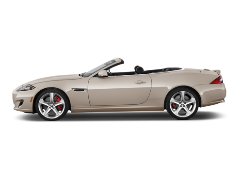Slide 1 of 43: 2014 Jaguar XK