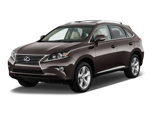 Slide 1 of 18: 2014 Lexus RX
