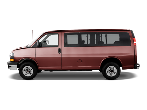 Slide 2 of 19: 2013 GMC Savana
