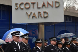 Scotland Yard asks for images, video of UK incident