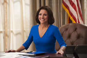 'Veep' - Julia Louis-Dreyfus. photo: Lacey Terrell
