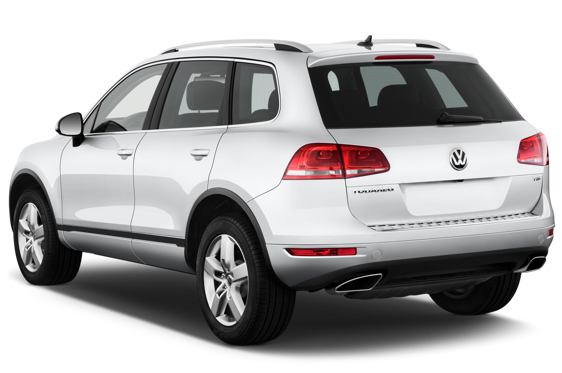 Slide 2 of 14: 2013 Volkswagen Touareg