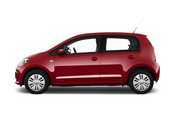 Slide 1 of 25: 2013 Volkswagen up!
