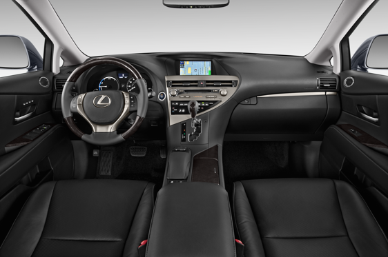 Slide 1 of 11: 2013 Lexus RX