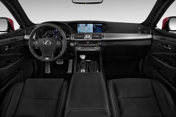 Slide 1 of 11: 2013 Lexus LS