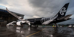 NZ shares fall led by Air NZ